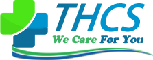 Total Health Care Solutions – THCS Logo